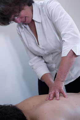 Jackie Foster Physiotherapist